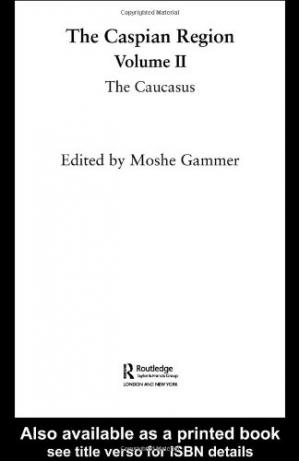 Обложка книги The Caspian Region, Volume II: The Caucasus