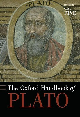 表紙 The Oxford Handbook of Plato