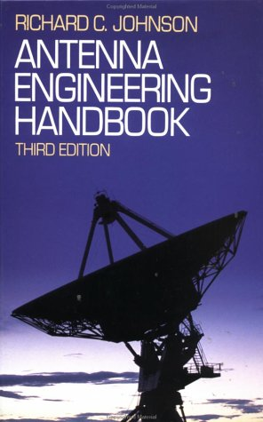 Couverture du livre Antenna Engineering Handbook