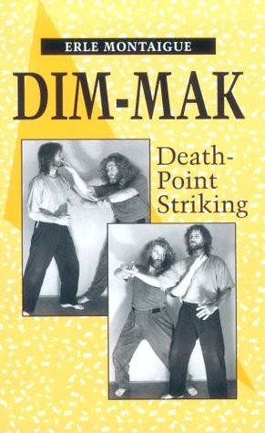 Book cover Dim-mak: Death Point Striking