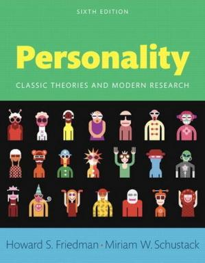 Book cover Personality: Classic Theories and Modern Research, Books a la Carte Edition
