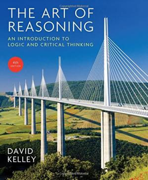 表紙 The Art of Reasoning: An Introduction to Logic and Critical Thinking