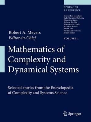 Book cover Mathematics of Complexity and Dynamical Systems