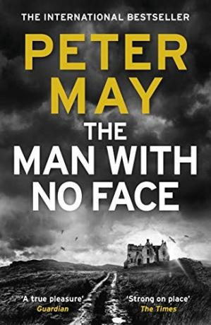 Book cover The Man With No Face