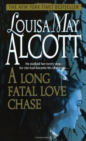Book cover A Long Fatal Love Chase