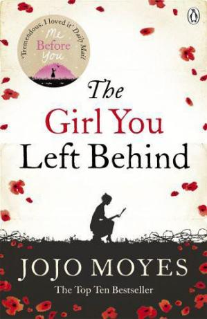 Book cover The Girl You Left Behind