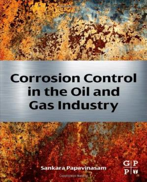 Book cover Corrosion Control in the Oil and Gas Industry