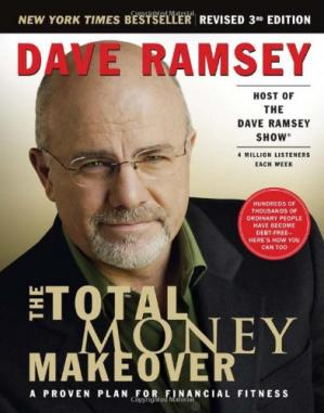 Book cover The Total Money Makeover: A Proven Plan for Financial Fitness, Revised 3rd Edition