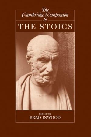 Okładka książki The Cambridge Companion to Stoics