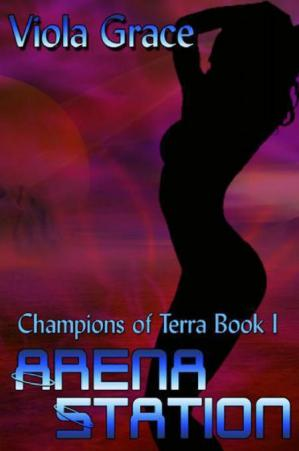 Book cover Arena Station