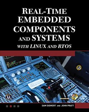 Book cover Real-time embedded components and systems : with Linux and RTOS