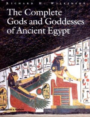 Book cover The Complete Gods and Goddesses of Ancient Egypt