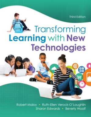 Book cover Transforming Learning with New Technologies (What's New in Curriculum & Instruction)