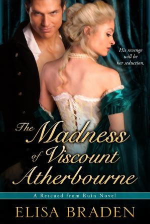 Buchdeckel The Madness of Viscount Atherbourne