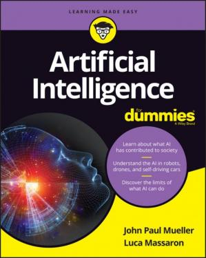Book cover Artificial Intelligence for Dummies