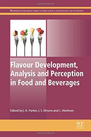 Copertina Flavour development, analysis and perception in food and beverages
