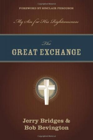 पुस्तक कवर The Great Exchange: My Sin for His Righteousness
