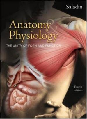 Обкладинка книги Anatomy & Physiology: The Unity of Form and Function