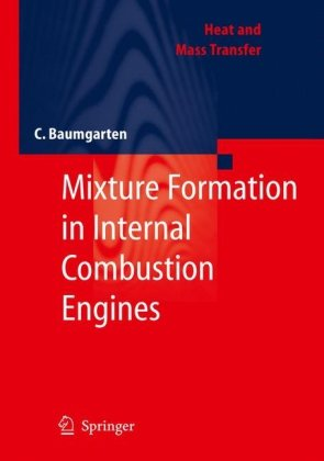 Book cover Mixture Formation in Internal Combustion Engines