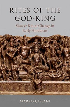 Bìa sách Rites of the God-King: Śānti and Ritual Change in Early Hinduism