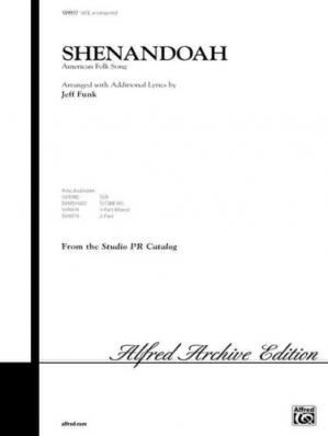 বইয়ের কভার Shenandoah (Test Series)