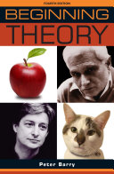 Buchdeckel Beginning Theory: An Introduction to Literary and Cultural Theory