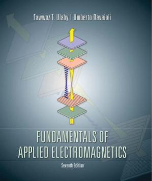 Book cover Fundamentals of Applied Electromagnetics