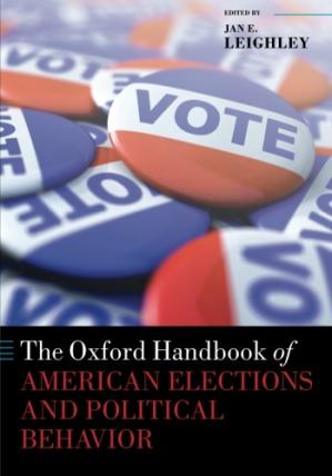 Okładka książki The Oxford Handbook of American Elections and Political Behavior