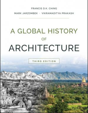 Book cover A Global History of Architecture