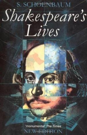 Book cover Shakespeare's Lives