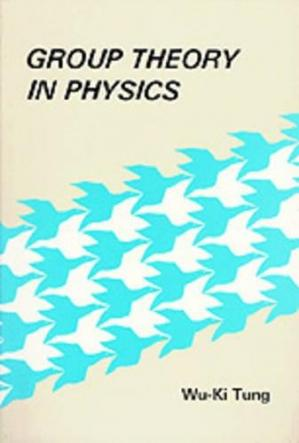 Book cover Group Theory in Physics