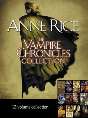 Book cover The Complete Vampire Chronicles 12-Book Bundle