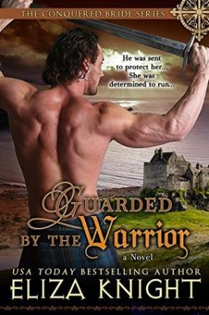 Book cover Guarded by the Warrior