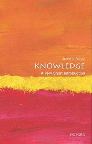 Book cover Knowledge: A Very Short Introduction