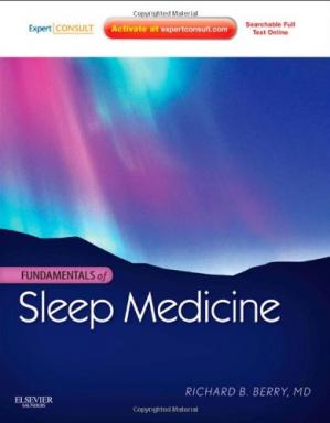Sampul buku Fundamentals of Sleep Medicine: Expert Consult - Online and Print
