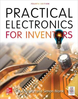 पुस्तक कवर Practical Electronics for Inventors, 4th Edition