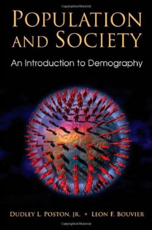 Εξώφυλλο βιβλίου Population and Society: An Introduction to Demography