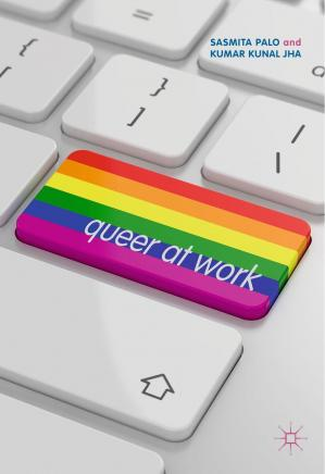 Book cover Queer At Work