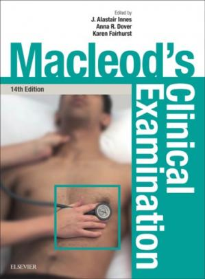 Book cover Macleod's Clinical Examination