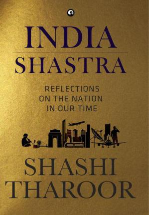 Copertina INDIA SHASTRA :Reflections on the Nation in our Time