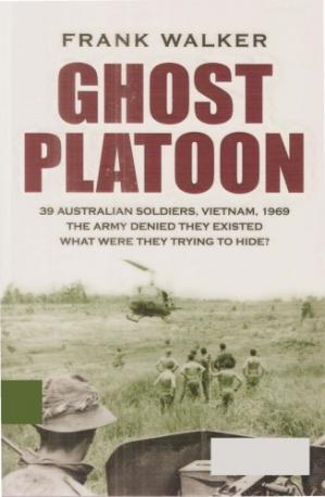 Book cover Ghost platoon