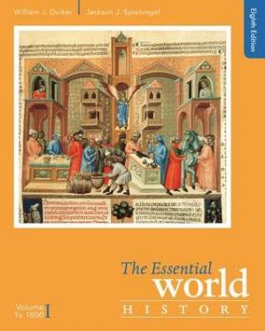 Book cover The Essential World History, Volume I: To 1800