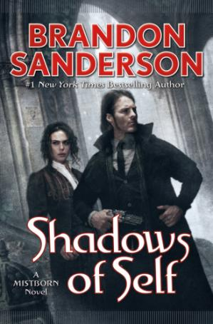 Couverture du livre Shadows of Self