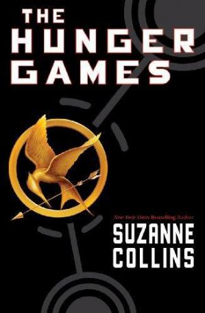 Book cover Hunger Games 1 The Hunger Games
