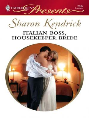 表紙 Italian Boss, Housekeeper Bride
