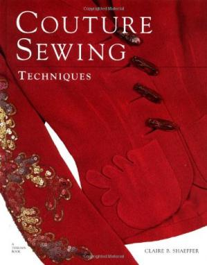 Buchdeckel Couture Sewing Techniques