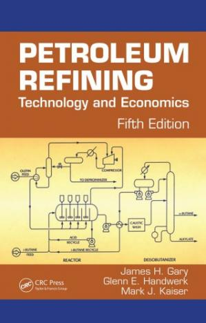 Buchdeckel Petroleum Refining: Technology and Economics