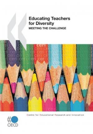 पुस्तक कवर Educational Research and Innovation Educating Teachers for Diversity:  Meeting the Challenge