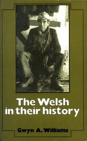 Couverture du livre The Welsh in their History