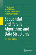 Book cover Sequential and Parallel Algorithms and Data Structures: The Basic Toolbox